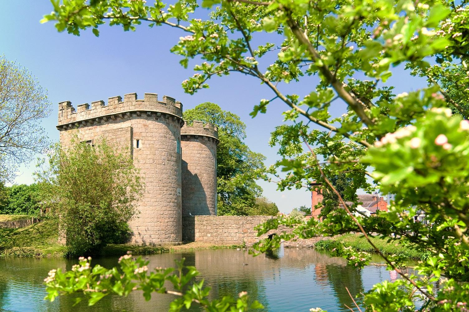 Whitt castle